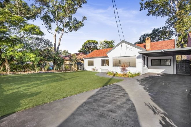 Picture of 21 Brisbane  Avenue, EAST LINDFIELD NSW 2070