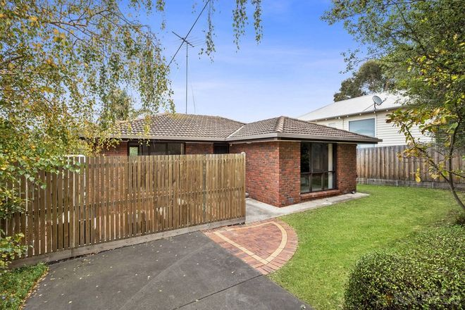 Picture of 41 Austin Street, NEWTOWN VIC 3220