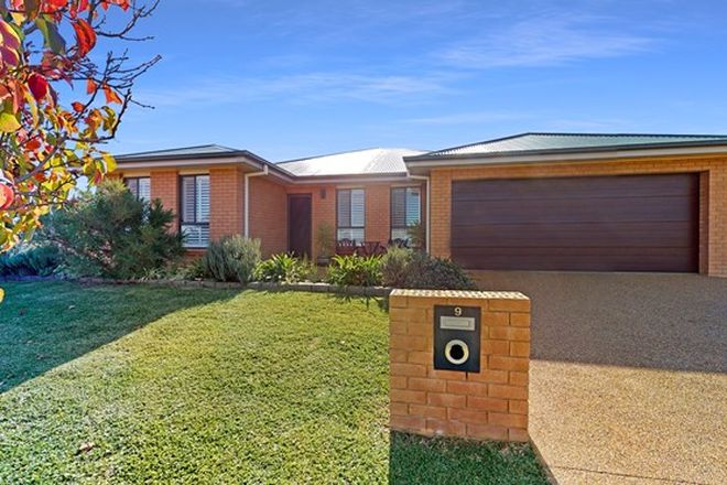 Picture of 9 Tweed Place, DUBBO NSW 2830