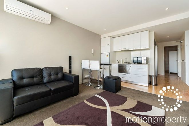 Picture of 1907/288 Spencer Street, MELBOURNE VIC 3000