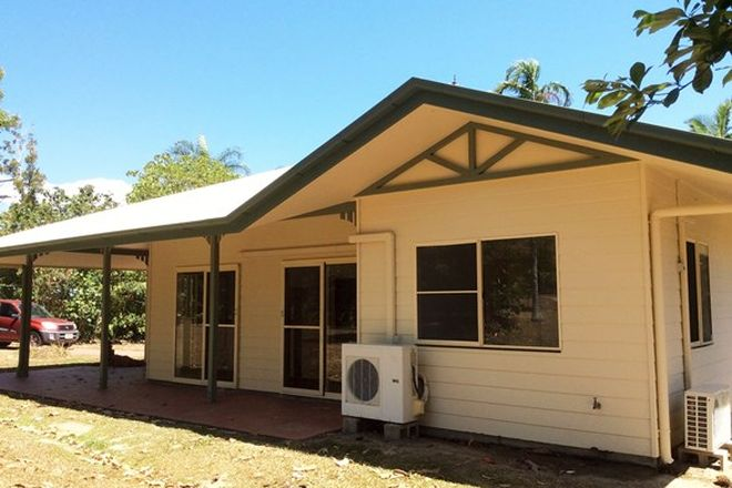 Picture of 47 Bingil Bay Road, BINGIL BAY QLD 4852