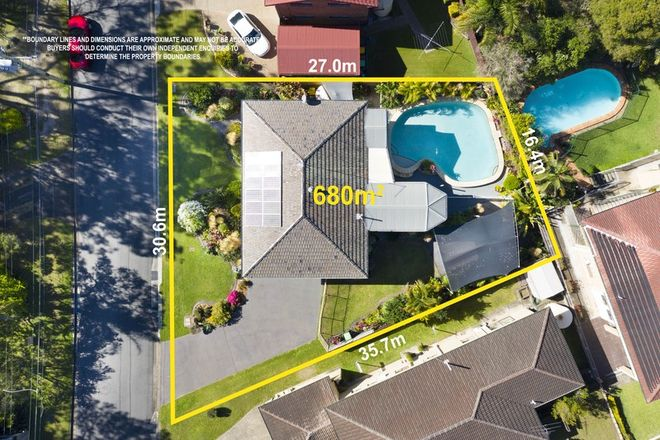 Picture of 81 Crucis Street, COORPAROO QLD 4151