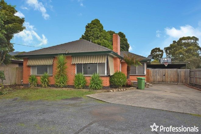Picture of 48 Hillview Drive, KILSYTH VIC 3137