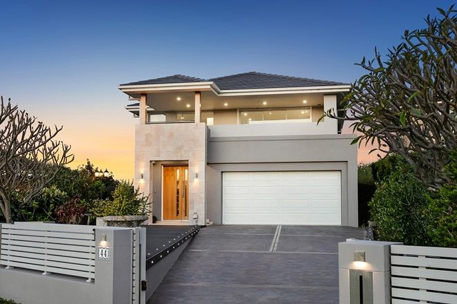 Picture of 44 Tabalum Road, BALGOWLAH HEIGHTS NSW 2093