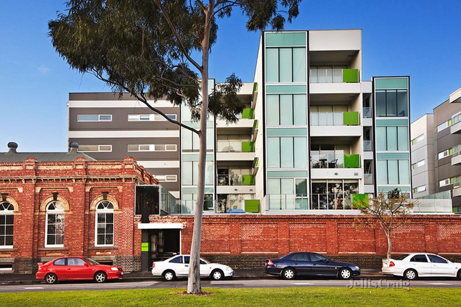 115/86 Macaulay Road, North Melbourne VIC 3051, Image 0