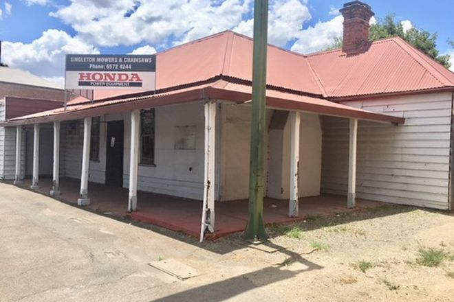 Picture of 32 GEORGE STREET, SINGLETON NSW 2330