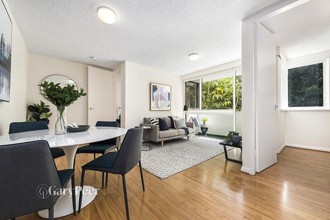 Picture of 4/43 Park Street, ST KILDA WEST VIC 3182