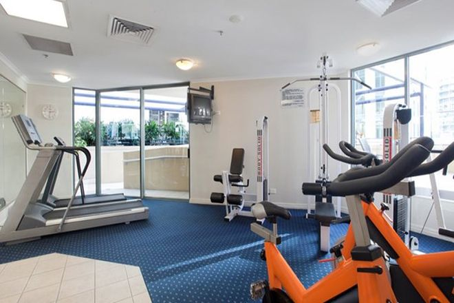 Picture of 705/95 Charlotte Street, BRISBANE CITY QLD 4000