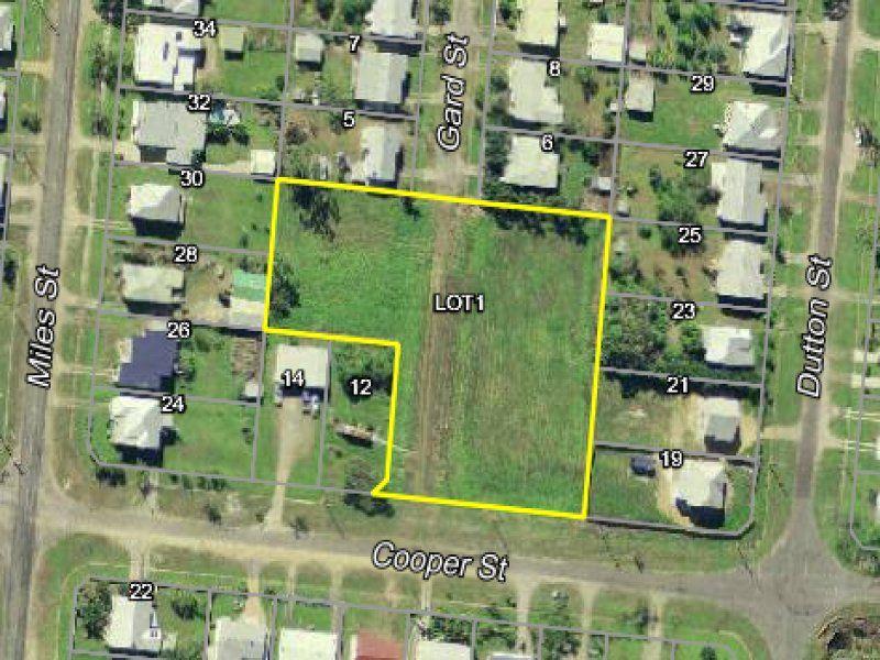 Lot 1 Cooper Street, Ingham QLD 4850, Image 0