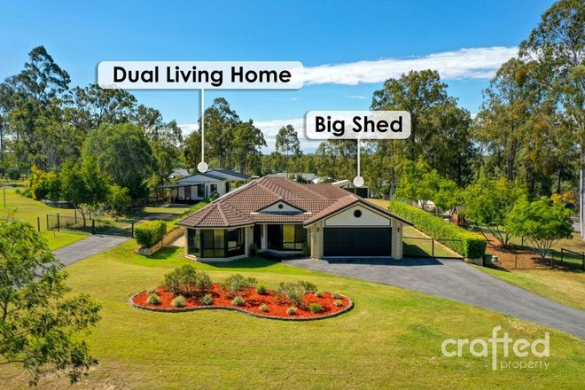 Picture of 50 Laurina Drive, NEW BEITH QLD 4124