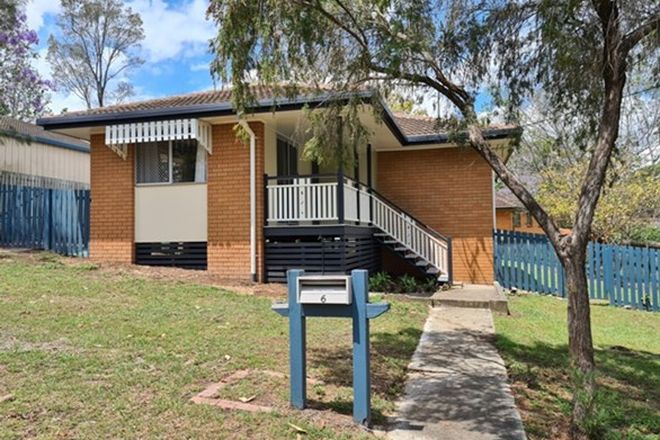 Picture of 6 Caldwell Street, GOODNA QLD 4300