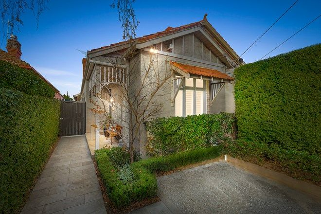 Picture of 8 Johnstone Street, MALVERN VIC 3144