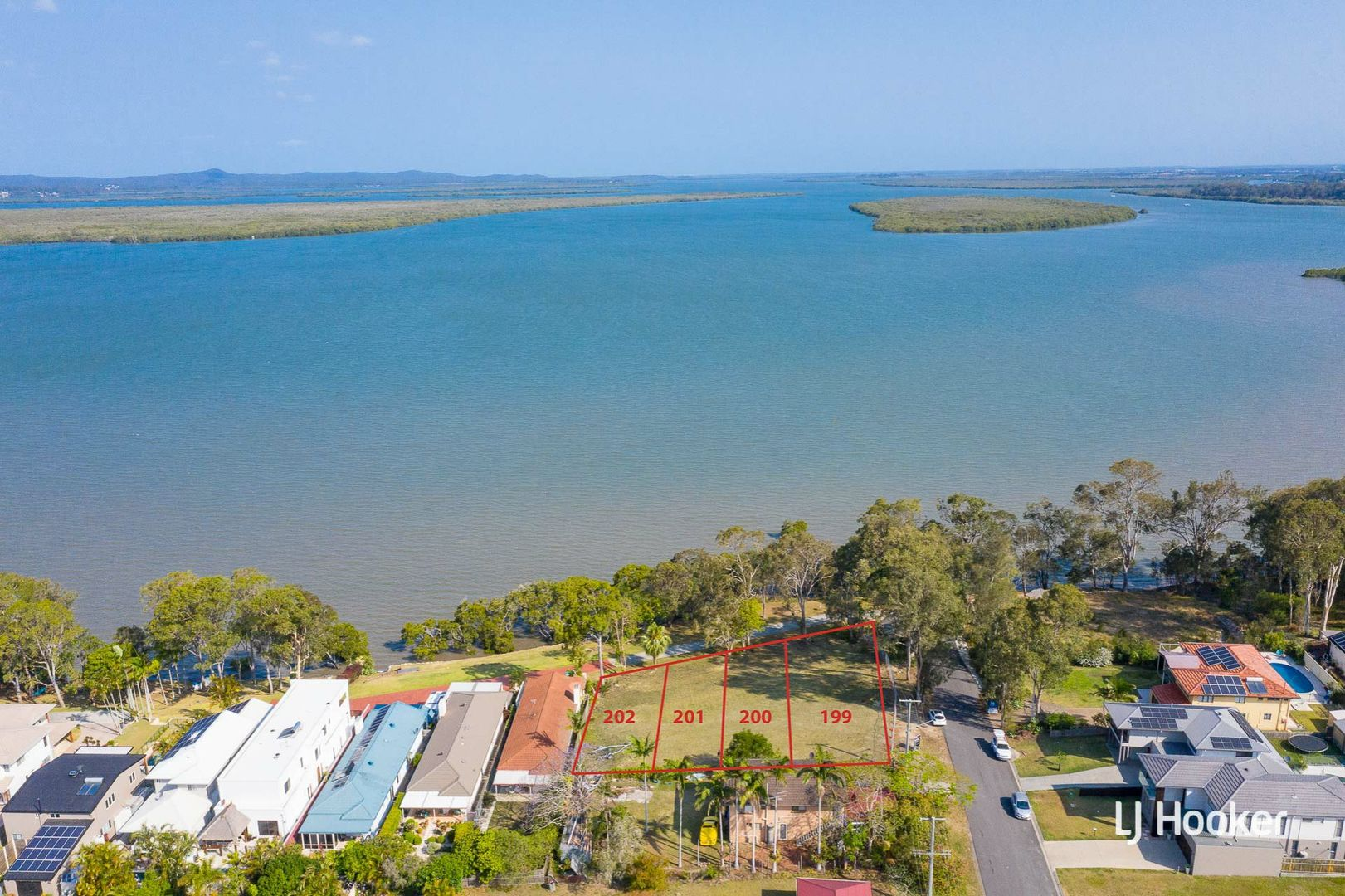 Lot 200 Waterfront Easement, Redland Bay QLD 4165, Image 0