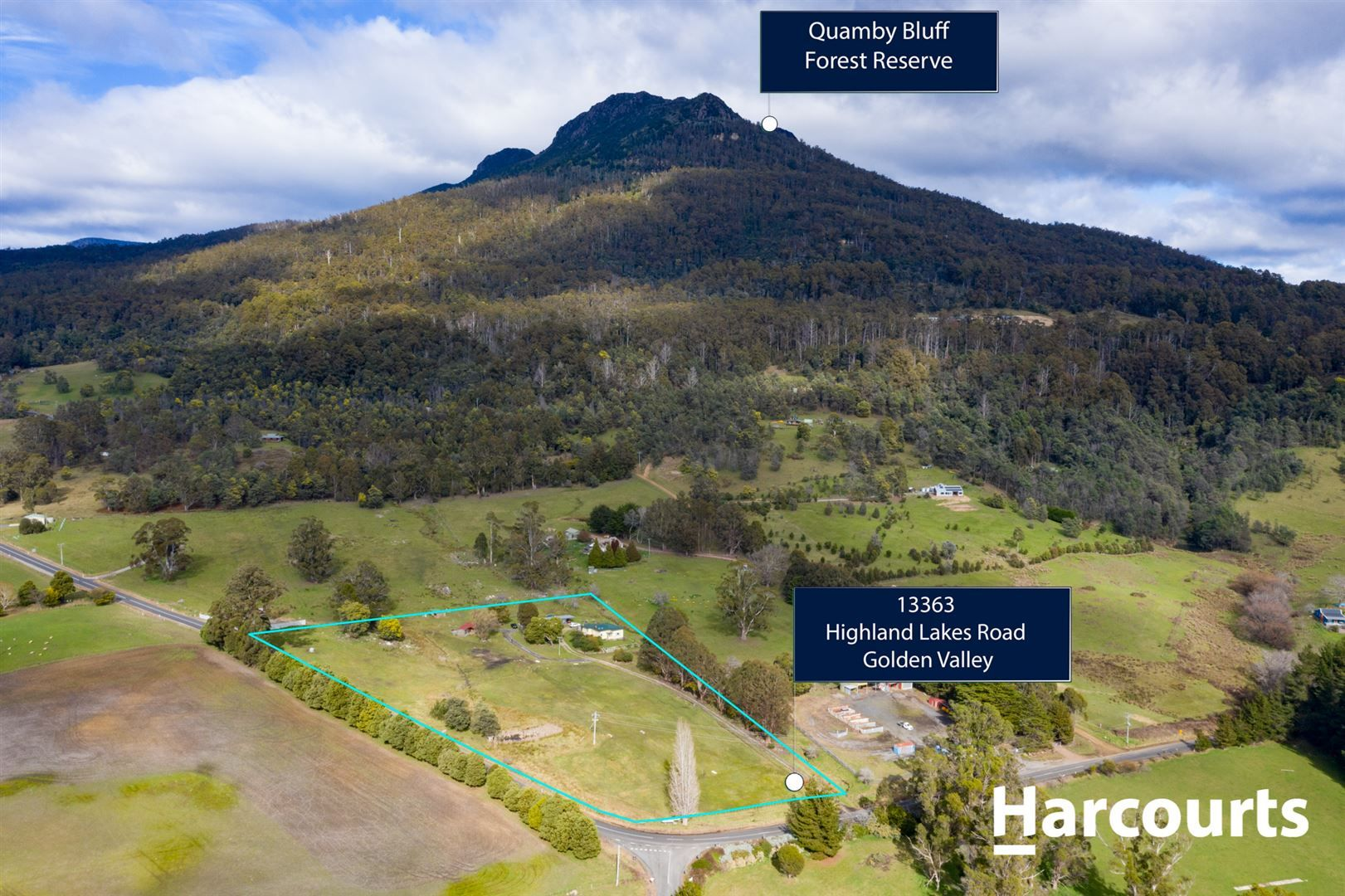 13363 Highland Lakes Road, Golden Valley TAS 7304, Image 0