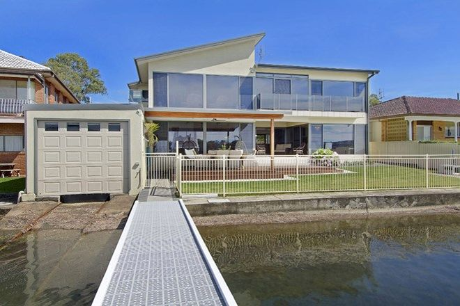 Picture of 252 Kilaben Road, KILABEN BAY NSW 2283