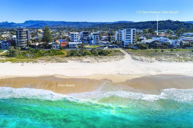 Picture of 1/3 Tarni Avenue, PALM BEACH QLD 4221