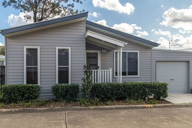 Picture of 103/140 Hollinsworth Road, MARSDEN PARK NSW 2765