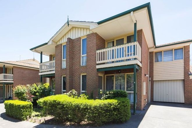 Picture of 4/20 Springvale Road, NUNAWADING VIC 3131