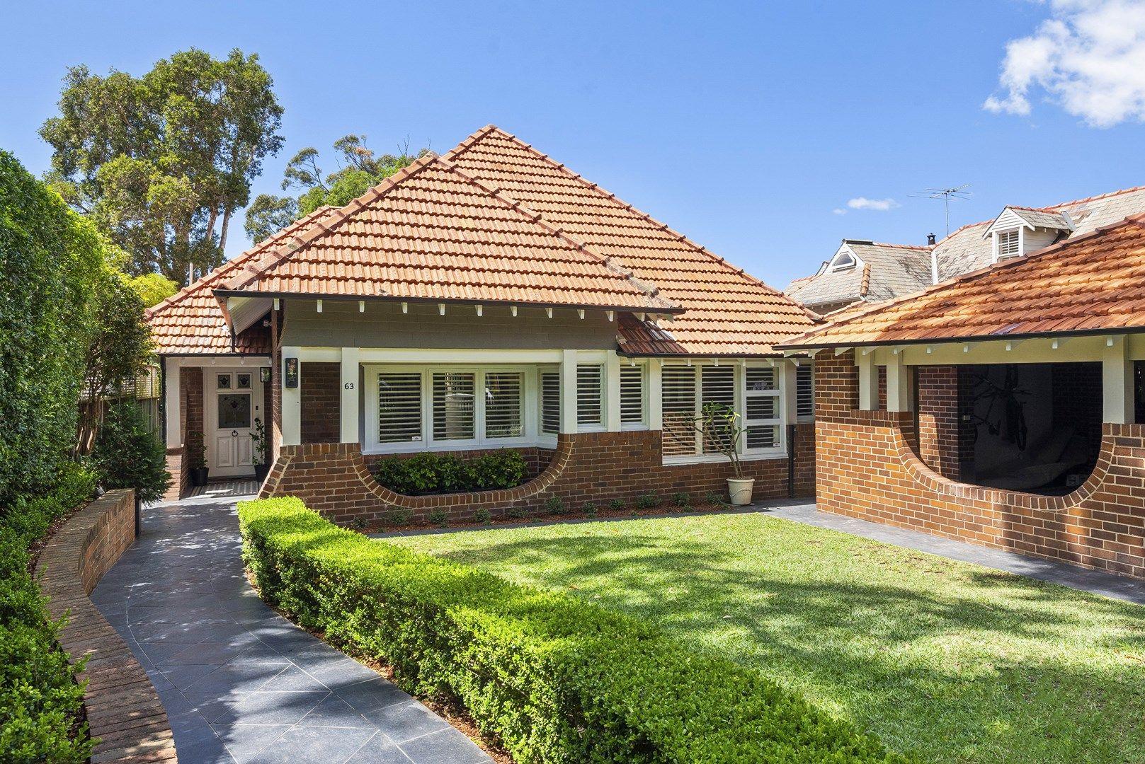 63 Raglan Street, Mosman NSW 2088, Image 0