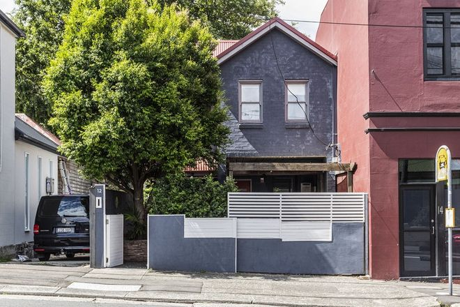 Picture of 12 Mullens Street, BALMAIN NSW 2041