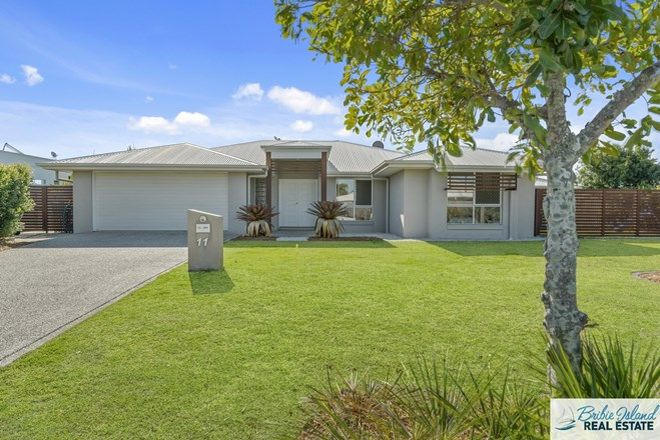 Picture of 11 Whitehaven Place, BANKSIA BEACH QLD 4507