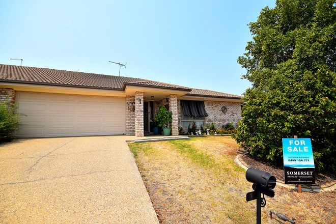 Picture of 1 Honeyeater Place, LOWOOD QLD 4311