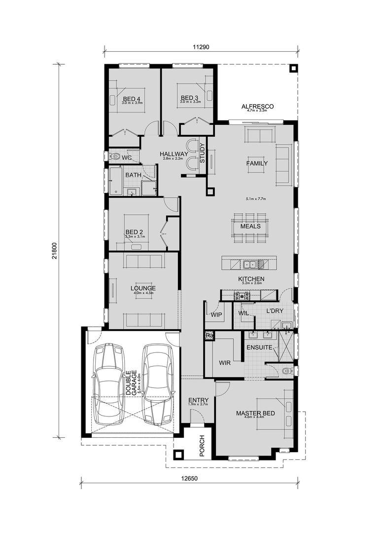 Lot 1588 Chianti Ridge 'Newgate Estate', Tarneit VIC 3029, Image 1