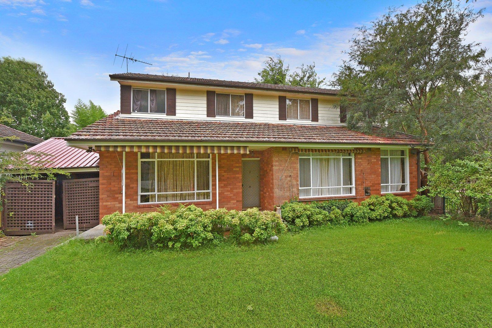 1 Balmaringa Avenue, South Turramurra NSW 2074, Image 0