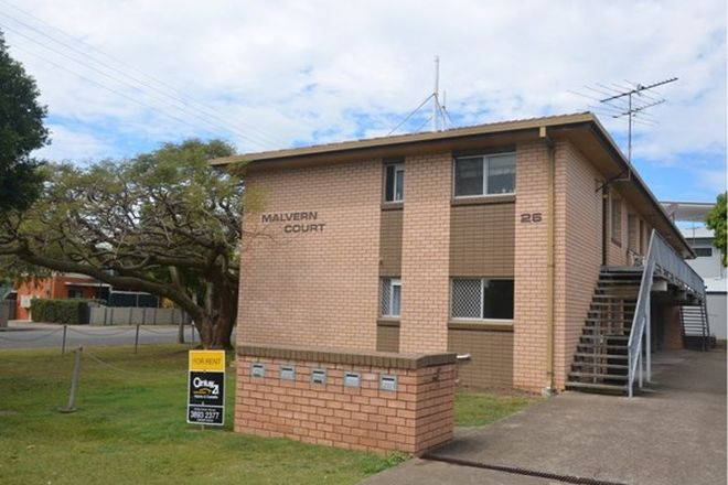 Picture of 4/26 Emsworth Street, WYNNUM QLD 4178