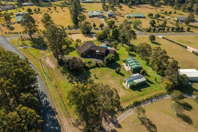 Picture of 91 Old King Creek Rd, KING CREEK NSW 2446
