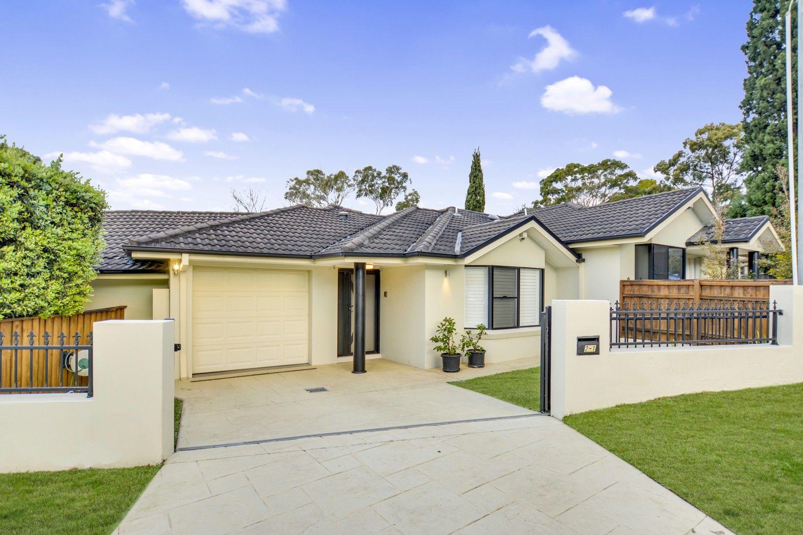 2/1 Magdala  Road, North Ryde NSW 2113, Image 0
