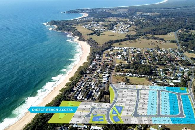 Picture of 2 Seaside Place, DIAMOND BEACH NSW 2430
