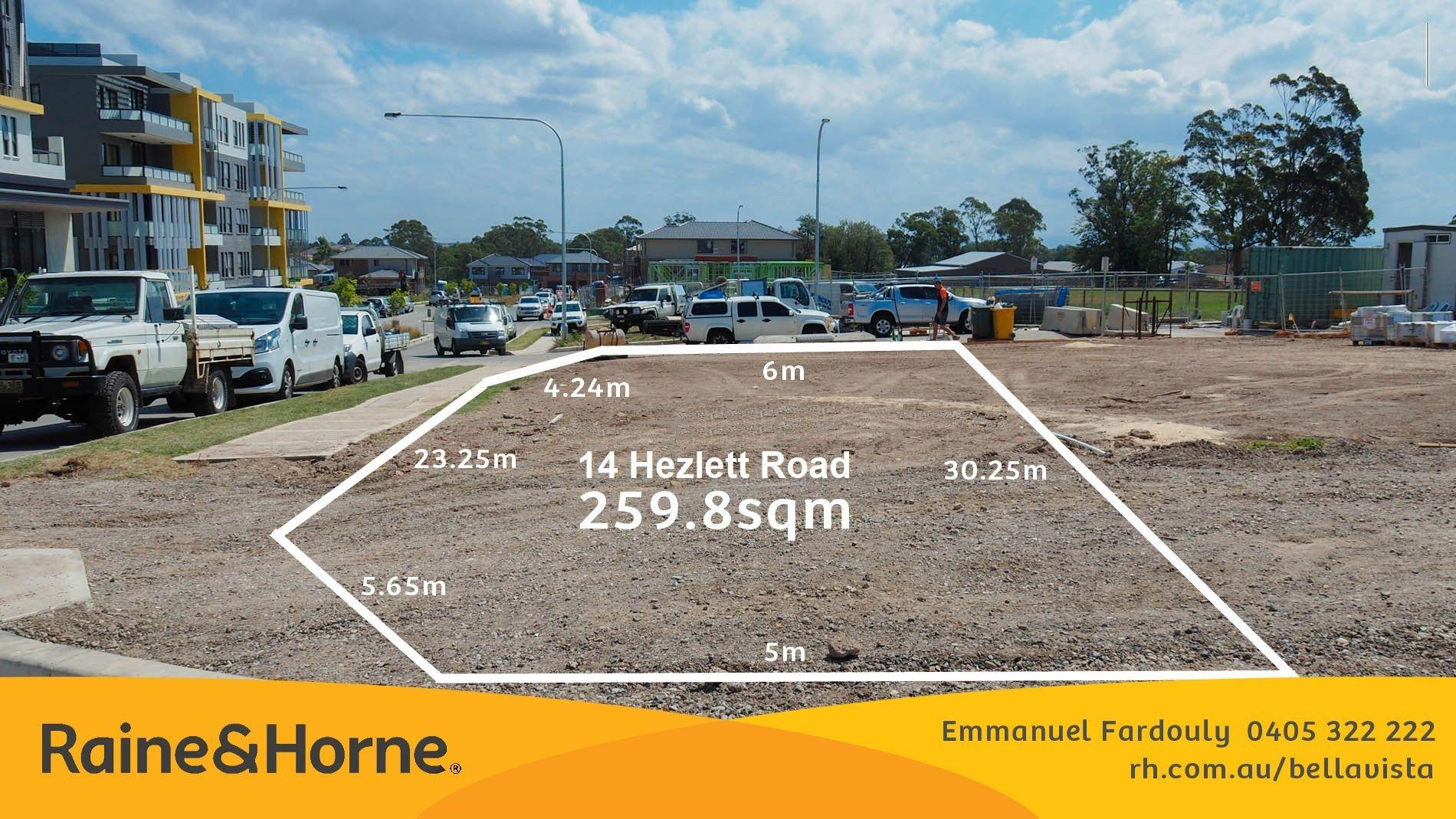 14 Hezlett Road, Kellyville NSW 2155, Image 1
