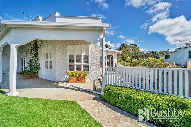 Picture of 93 Gravelly Beach Rd, GRAVELLY BEACH TAS 7276
