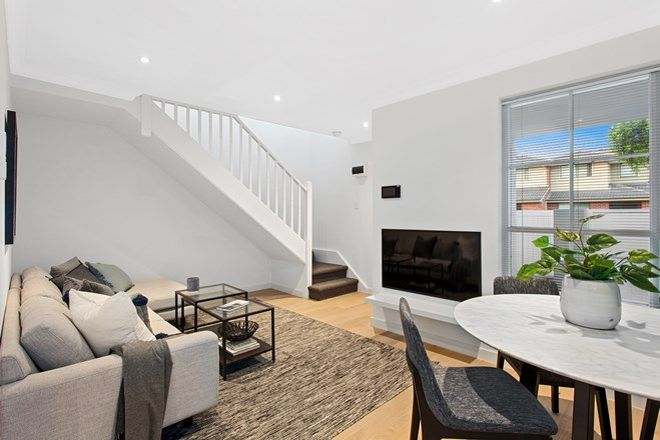 Picture of 1/1 Stockdale Avenue, CLAYTON VIC 3168