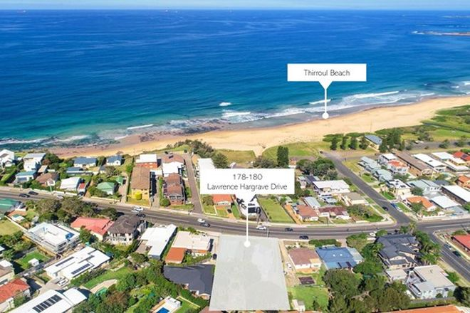 Picture of 178-180 Lawrence Hargrave Drive, THIRROUL NSW 2515