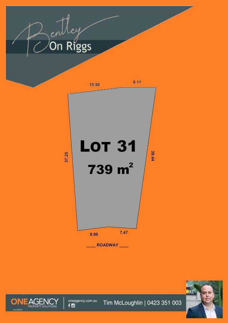 Lot 31 Stage 1 Bentley on Riggs, Evanston Park SA 5116, Image 0