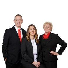 Karis Coyle and Dene & Beryl Putland, Sales representative