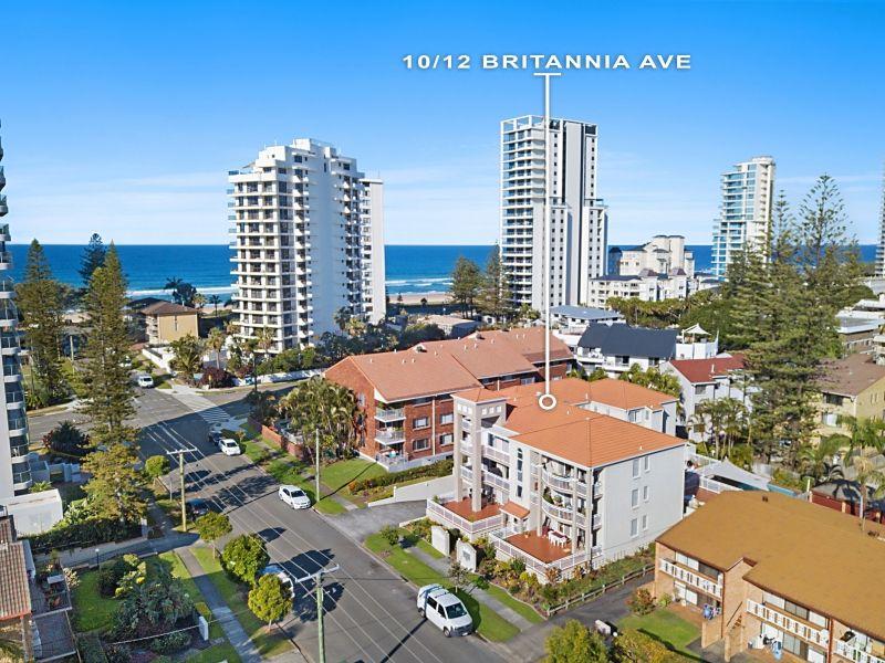 10/12-14 'Britannia Surf' Britannia Avenue, Broadbeach QLD 4218, Image 1