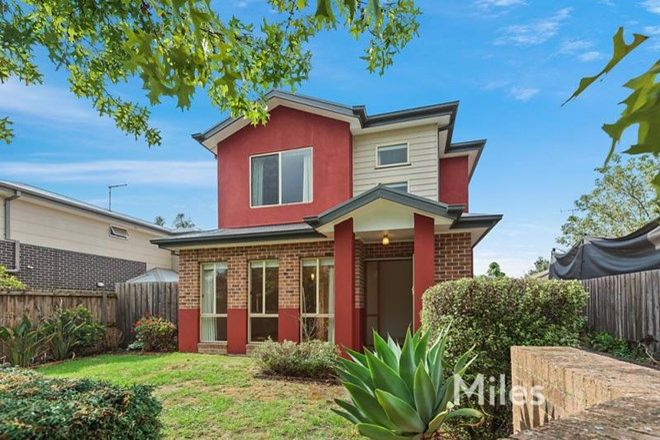 Picture of 1/62 Southern Road, HEIDELBERG HEIGHTS VIC 3081