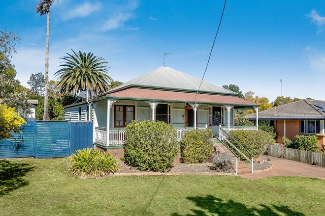 Picture of 56 Mabel Street, HARLAXTON QLD 4350