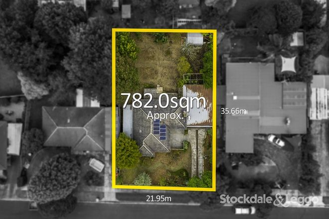 Picture of 62 Piperita Road, FERNTREE GULLY VIC 3156
