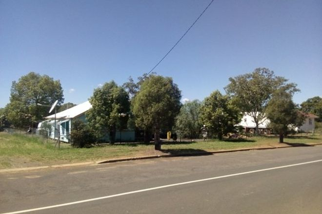 Picture of 24 Tyrconnel Street, MUNGALLALA QLD 4467