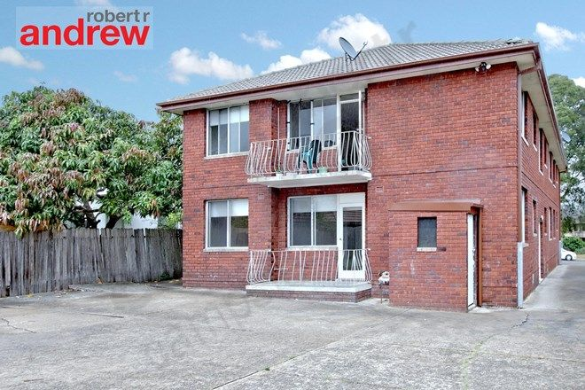 Picture of 1-6/30 Marlowe Street, CAMPSIE NSW 2194