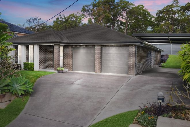 Picture of 109 Yeramba Road, SUMMERLAND POINT NSW 2259