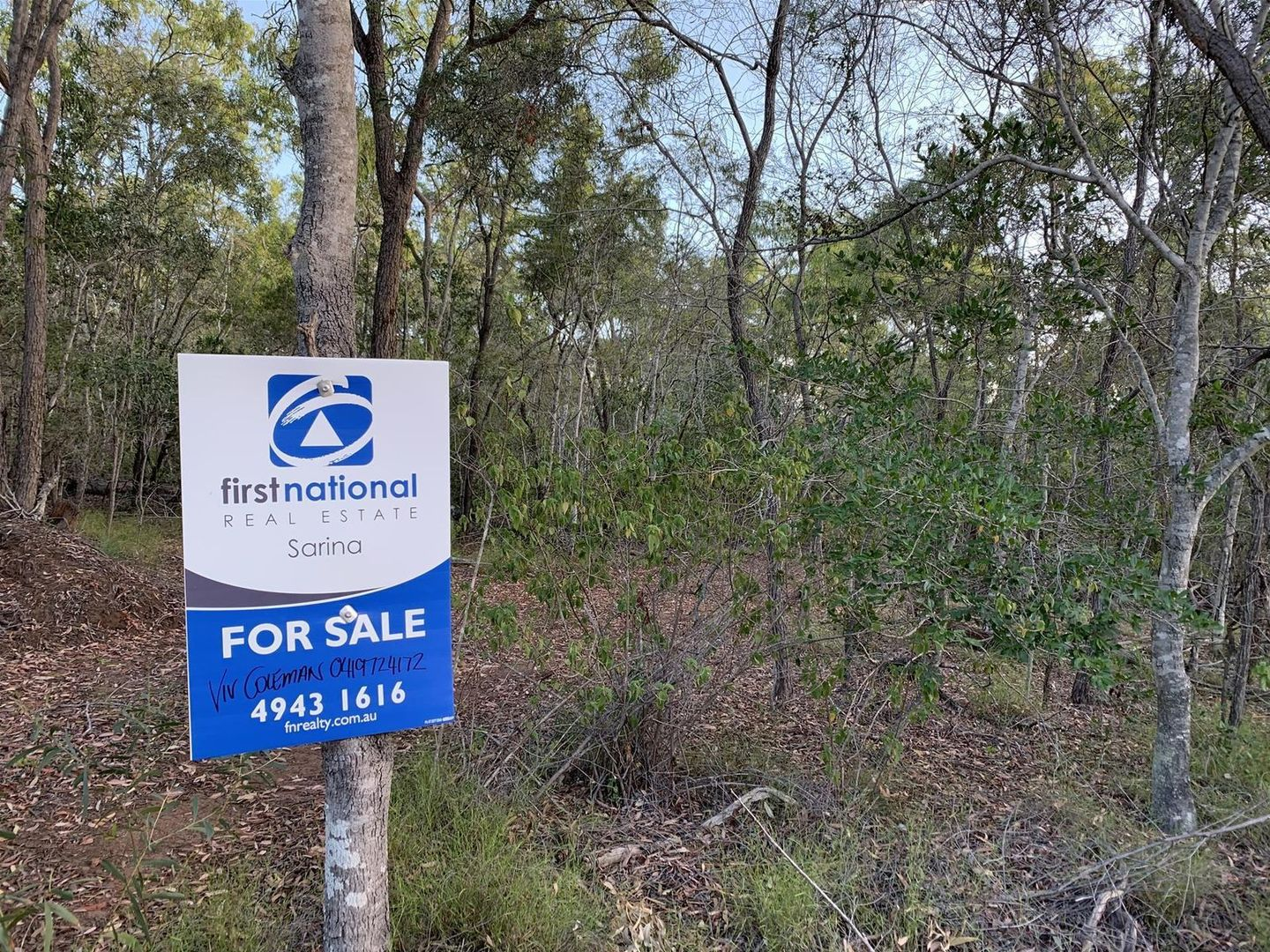 Lot 17 Settlement Road, St Lawrence QLD 4707, Image 1
