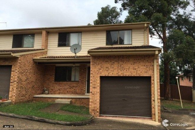 Picture of 8/27 Tennyson Parade, GUILDFORD WEST NSW 2161