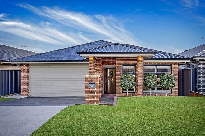Picture of 15 Callisto Street, RIVERSTONE NSW 2765
