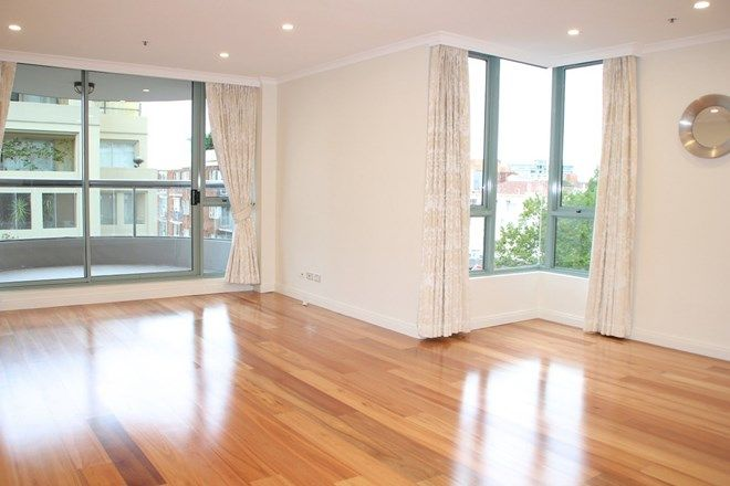 Picture of 606/7 Rockwall Cres, POTTS POINT NSW 2011