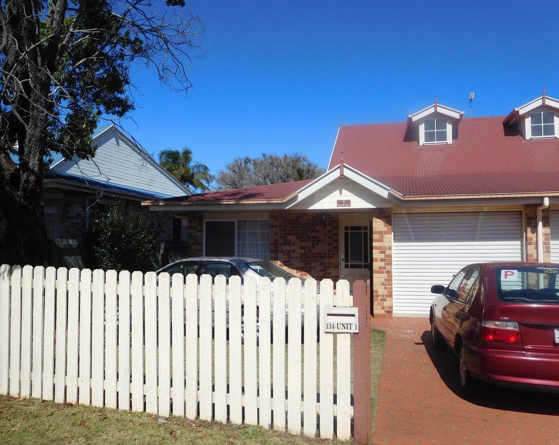 1/334 Alderley Street, Kearneys Spring QLD 4350, Image 0